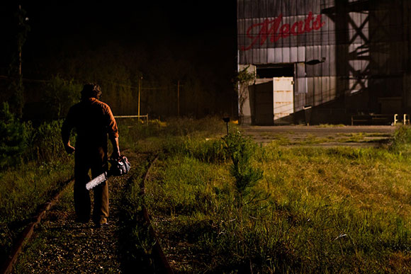 First Official Texas Chainsaw Image 2012
