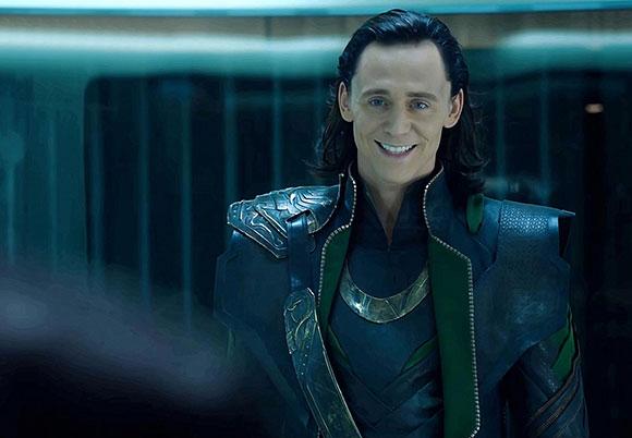 Loki Avengers Assemble 2012