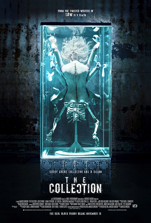 The Collection Movie Poster 2012 UK