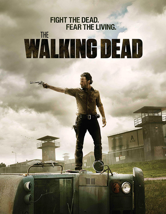 The Walking Dead Season 3 Poster from AMC