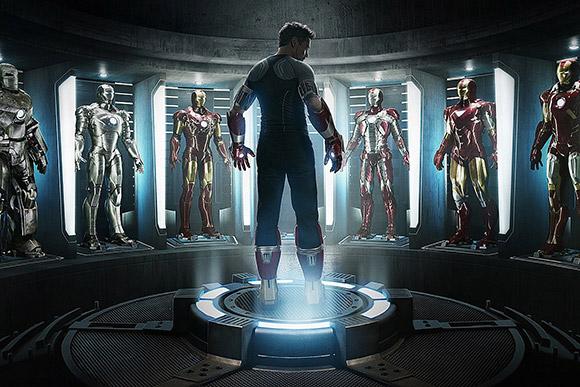 Iron Man 3 UK Trailer Images