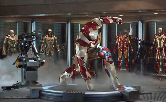 Iron Man 3 Latest Movie Images