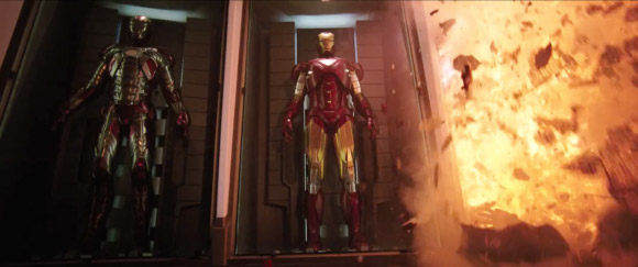 Iron Man 3 UK Trailer has arrived