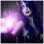 Morgana Cosplayer photographed by John Lynn