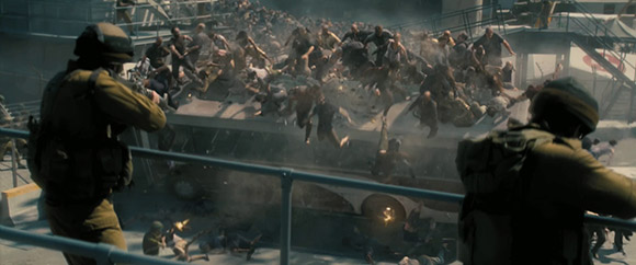 Zombies! - World War Z Trailer Images
