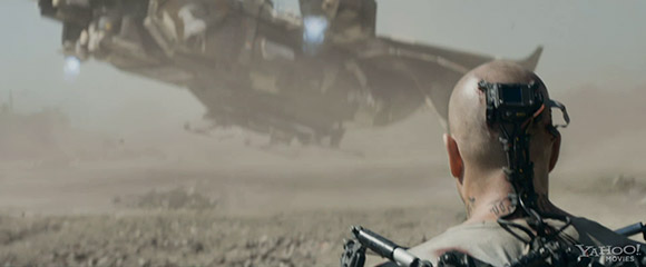 Neill Blomkamp's Sci-Fi Movie Elysium Trailer | Elysium ...