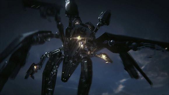 Next Gen Unreal Engine 4 Sci-Fi themed Infiltrator Demo