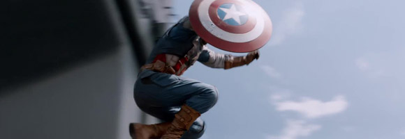 Captain America: The Winter Soldier Trailer