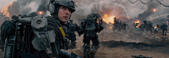 Edge of Tomorrow Trailer