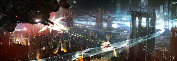 The Movie Concept Art of George Hull