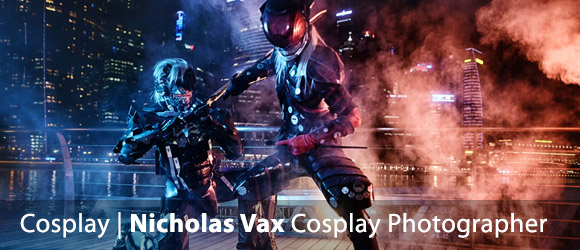 The Stunning Cosplay Photography of Nicholas Vax