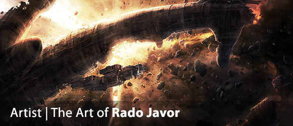 The Art of Rado Javor