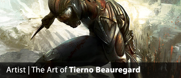 The Art of Tierno Beauregard
