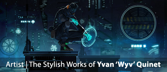 The Stylish Works of Yvan