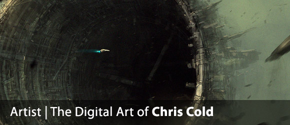 The Digital Art of Chris Cold