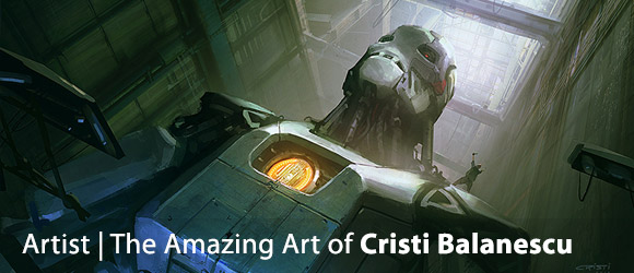 The Art of Cristi Balanescu