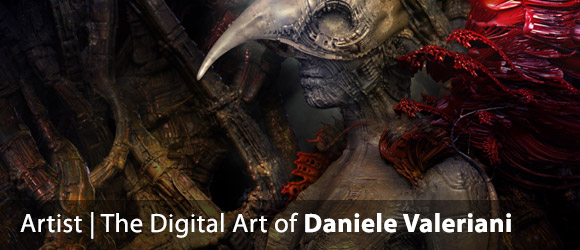 The Digital Art of Daniele Valeriani