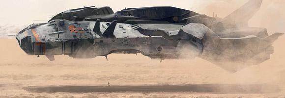 The Superb Sci-Fi Art of Fred Gambino