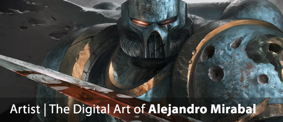The Digital Art of Alejandro Mirabal