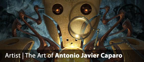 Fantasy Artist – Antonio Javier Caparo