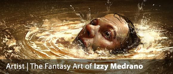 Izzy Medrano Concept Artist & Illustrator