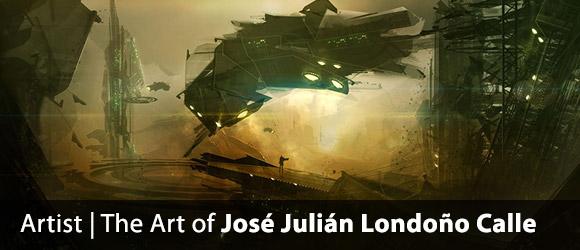 Sci-Fi Artist - José Julián Londoño Calle