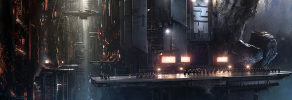 Kait Kübar Sci-Fi Concept Artist