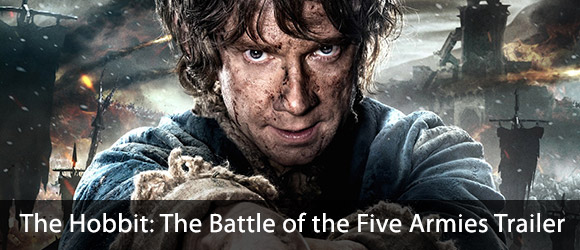 The Hobbit: The Battle of the Five Armies Trailer