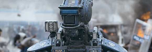 First Trailer for Neill Blomkamp's Chappie