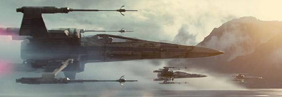 Star Wars: The Force Awakens Teaser Trailer!