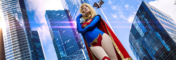 Cosplay Photography by Sylvain Leobon
