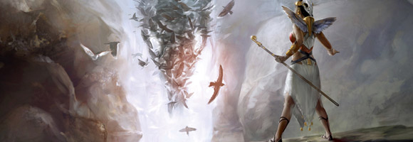 The Fantasy Illustrations of Cynthia Sheppard