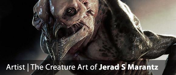 The Creature Creations of Jerad S Marantz