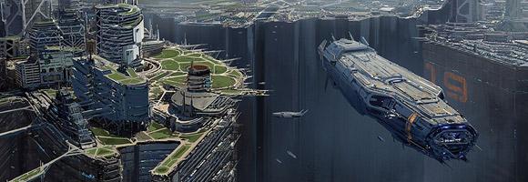 Pat Presley Sci-Fi Concept Artist