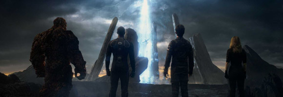 The Fantastic Four (2015) – Teaser Trailer!