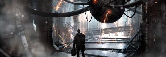 The Sci-Fi Art of Alwyn Talbot