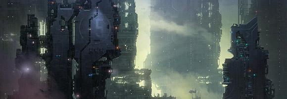 The Sci-Fi Paintings of Christopher Balaskas