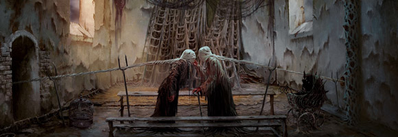The Fantasy Art of Piotr Ruszkowski