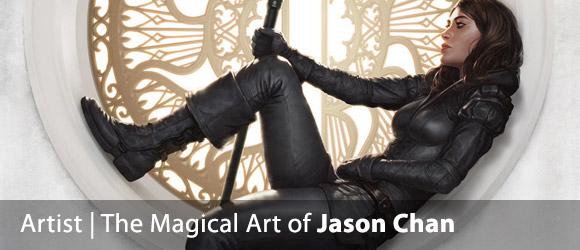 The Magical Art of Jason Chan