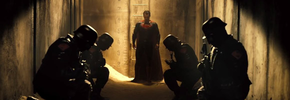 Batman v Superman – First Teaser Trailer!