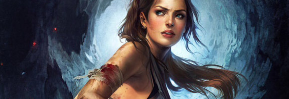 The Fantasy Art of Charlie Bowater