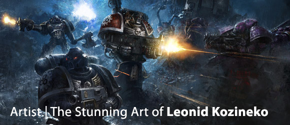 The Explosive Art of Leonid Kozineko
