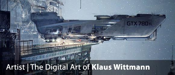 The Digital Art of Klaus Wittmann