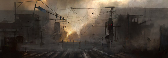 The Atmospheric Art of Rostislav Zagornov