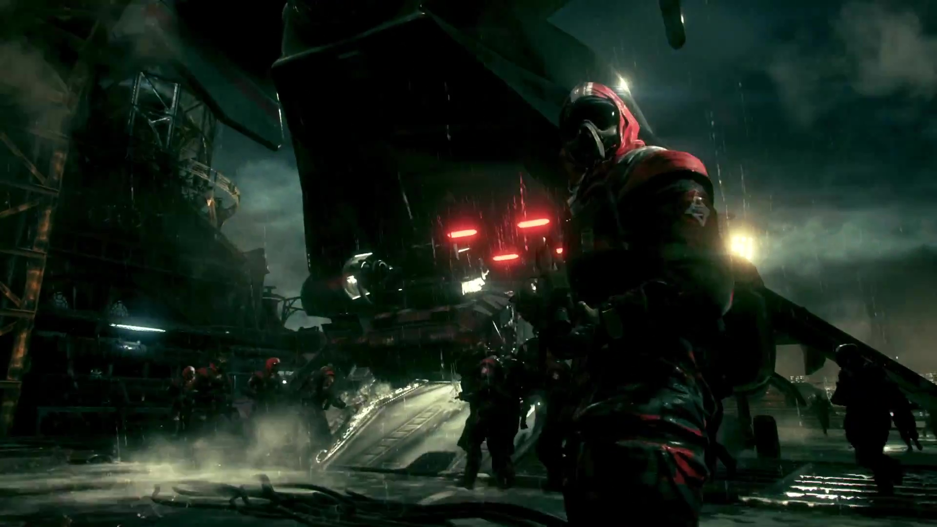 cool batman arkham knight - photo #24