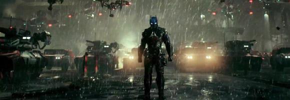 The Latest Batman: Arkham Knight Trailer!