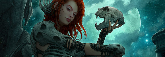 The Fantasy Illustrations of Kerem Beyit