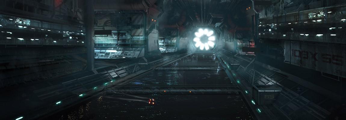 The Sci-Fi Art of Pierre-Etienne Travers
