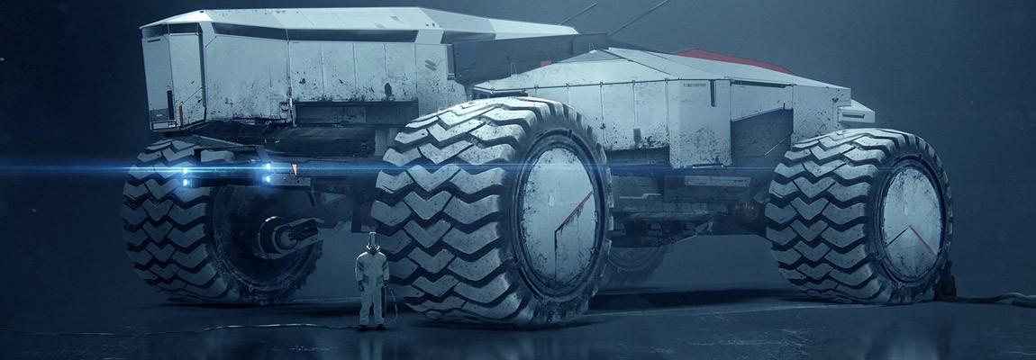 Incredible New Sci-Fi Works from Jan Urschel