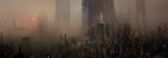 The Amazing Sci-Fi & Fantasy Art of Philip Straub